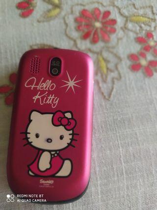 Móvil Alcatel Hello Kitty