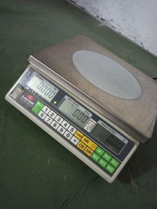 Bascula comercial lacor 15 kilos OPORTUNIDAD!