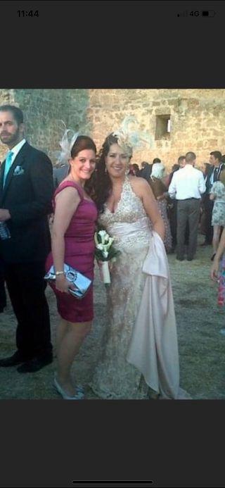 Vestido de novia o gala