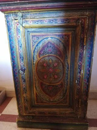 mueble de la india