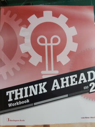 inglés think ahead workbook 2 eso