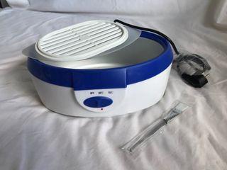 Calentador de parafina para manicura
