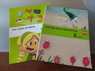 Libro ciencias naturaleza 2° primaria Savia SM