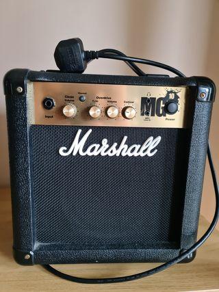 Marshall MG10 amplifier