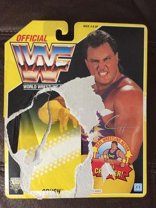 WWF Crush Backing card