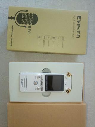 Grabadora de voz. EVISTR L050