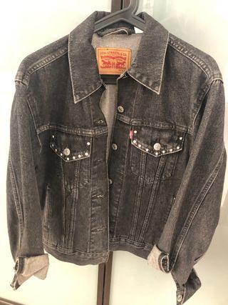 Levis jeans jacket denim