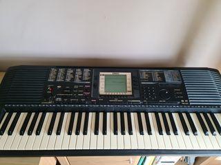 Yamaha PSR 350 keyboard