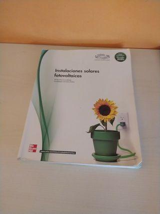 Libro de instalaciones solares fotovoltaicas