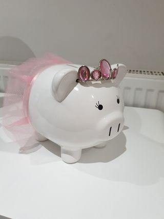 Childrens Pretty Piggy Bank
