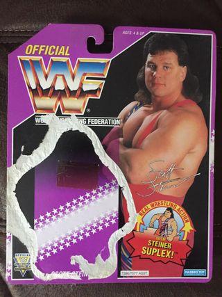 WWF Scott Steiner Backing card