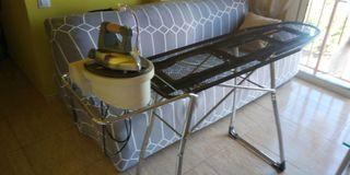vendo tabla de planchar con caldera profesional