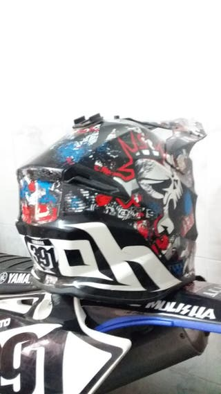 casco motocroos (mx)