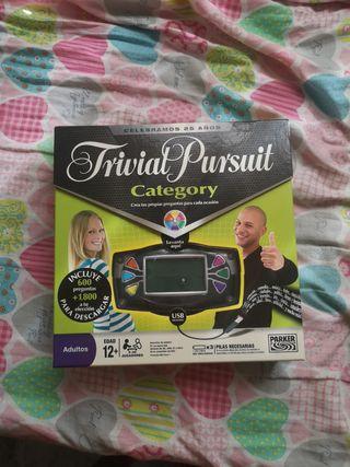Trivial Pursuit Category