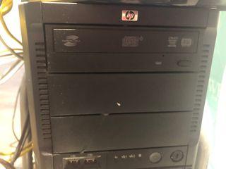 Servidor HP proliant ML 150 G6