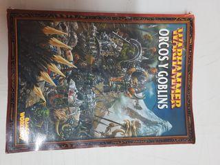 Libro Warhammer Orkos y Goblins
