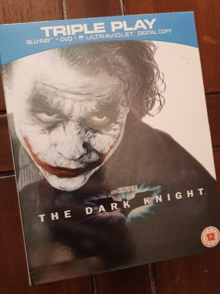 Blu-Ray + DVD The Dark Knight