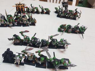 Lote Warhammer Orkos