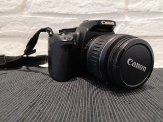 Cámara de fotos Réflex Digital Canon EOS 400D