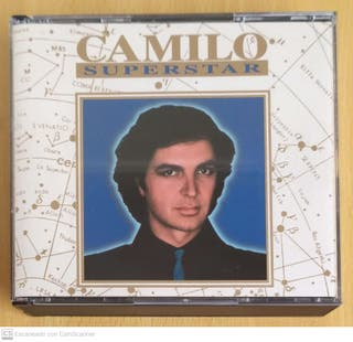 CAMILO SESTO (CAMILO SUPERSTAR) Doble CD 1997