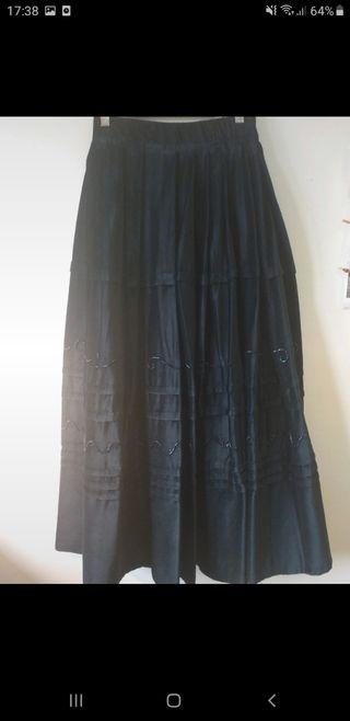 Falda traje regional gallego