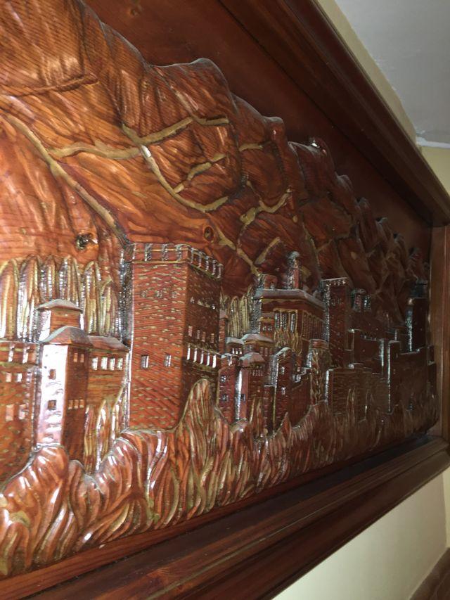 Cuadro Alhambra