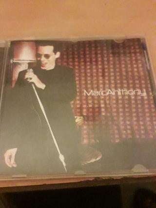 marc anthony cd musica, 7 euros envios.