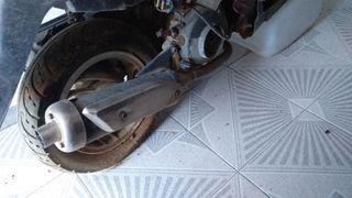 motor scooter peugeot v clip 49cc