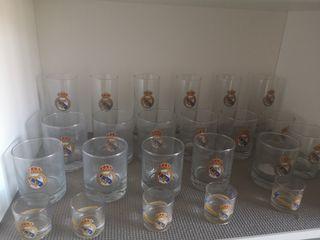 cristalería real Madrid oficial