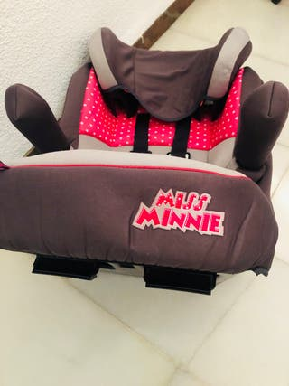 Silla Coche Miss Minnie