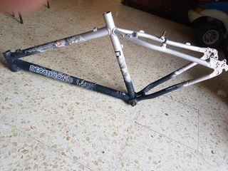 roChrider cuadro de aluminio