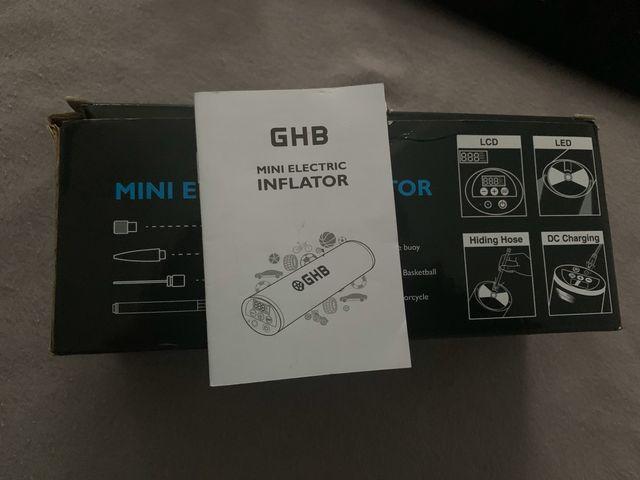 INFLADOR mini-electric