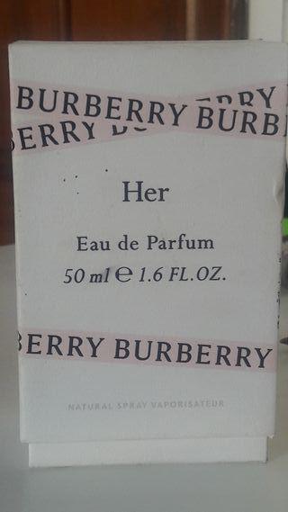 Perfume BURBERRY HER, 50ml