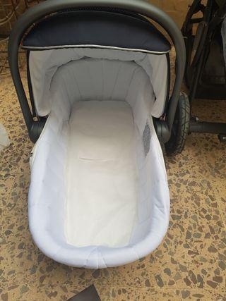 carrito bebé 3 piezas neonato