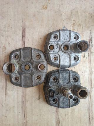 Cilindros de hierro y culatas motor Euro 3