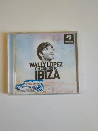 cd música Wally López