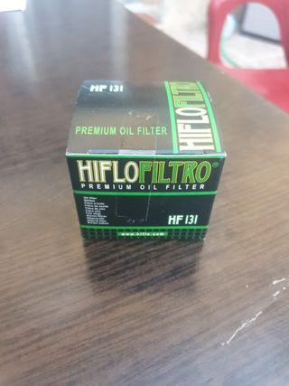 Filtro Aceite y Aire Hyosung Gt 125/250/650/aguila
