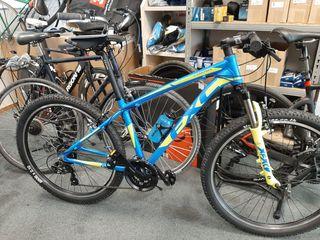 """Bicicleta Frera FXC de aluminio de 27,7"""""""
