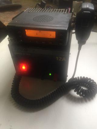 Fúñete alimentación+ emisora Kenwood tk-785