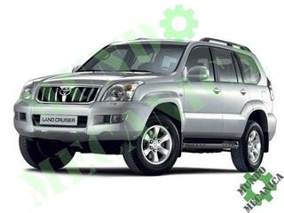 Manual Taller Toyota Land Cruiser Prado Meru J120