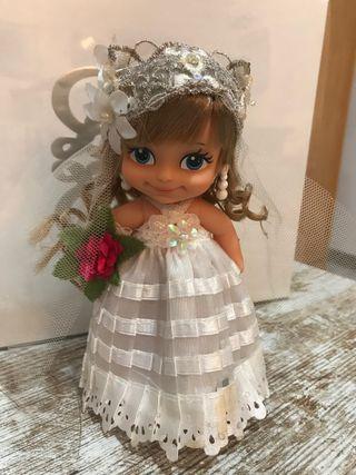Barriguitas novia, no nancy