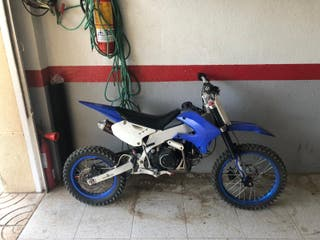 Pitbike XL 140cc 4t