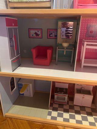 Casa muñecas