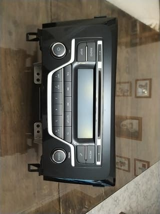 Radio Original Nissan Qashqai
