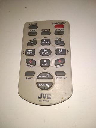 mando a distancia video cámara JVC