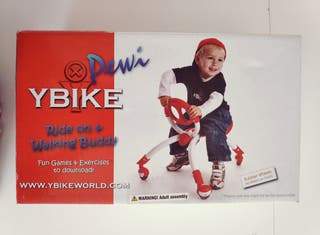 Bicicleta infantil YBIKE Pewi