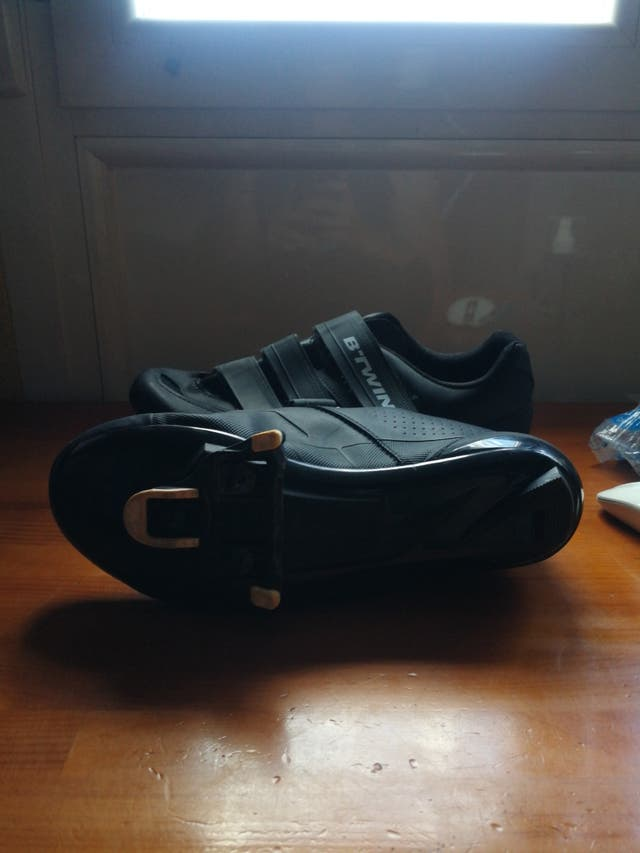 Zapatillas de Ciclismo Carretera con Calas