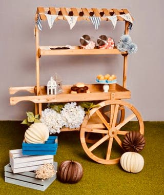 Alquiler carrito Candy Bar