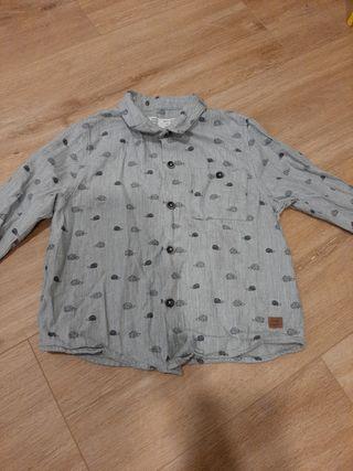 Camisa Zara talla 18-24