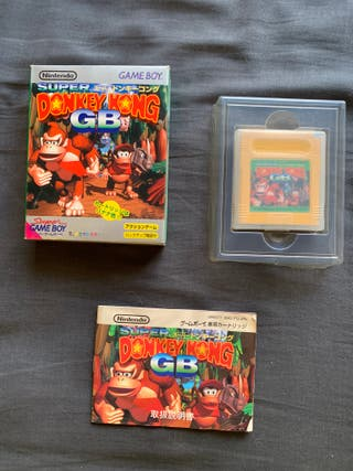 SUPER DONKEY KONG GB GAMEBOY